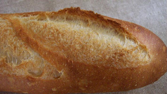 Baguettes With Poolish Bread Cetera
